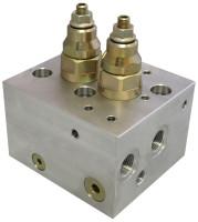 Ventilblock, Sauer GmbH