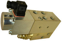 A/S Sauer, Hydraulik, Magnetventil