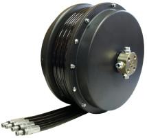 Schlauchtrommel, hydraulik, A/S Sauer GmbH